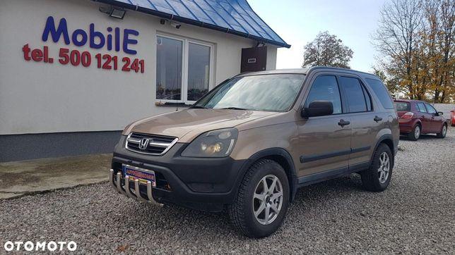 Honda Cr-V Automat Gaz Lpg Lublin