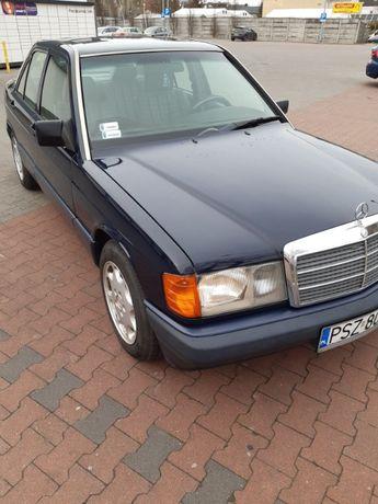 Mercedes Benz 190 stan perfekcyjny