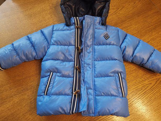 Kurteczka kurtka Mayoral dla chłopca 80cm jesień zima