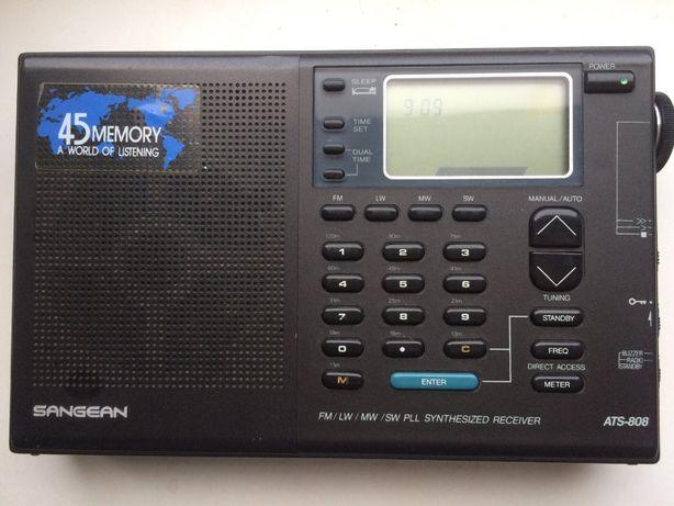 Радиоприемник Sangean ATS-808,700L,789