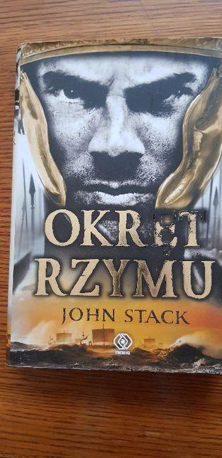 Okręt Rzymu - John Stack