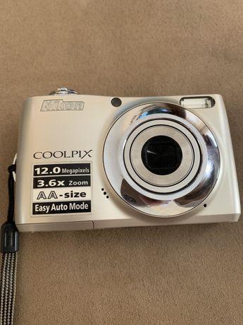Aparat Nikon Coolpix 12 mpx