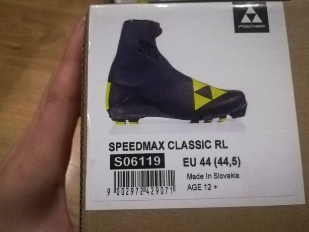 Wyścigowe buty na biegówki FISCHER Speedmax Classic r. 44