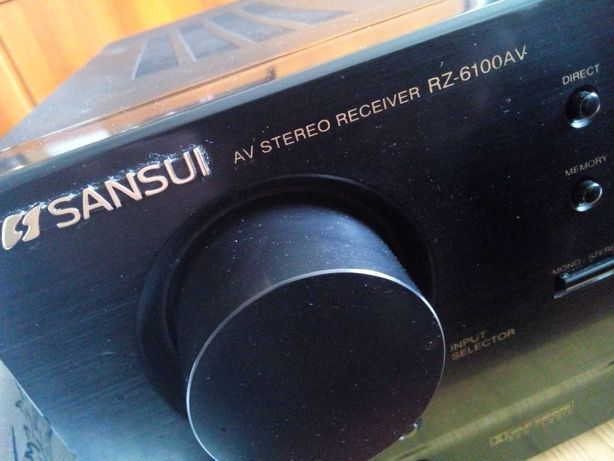 Продам ресивер SANSUI RZ-6100AV