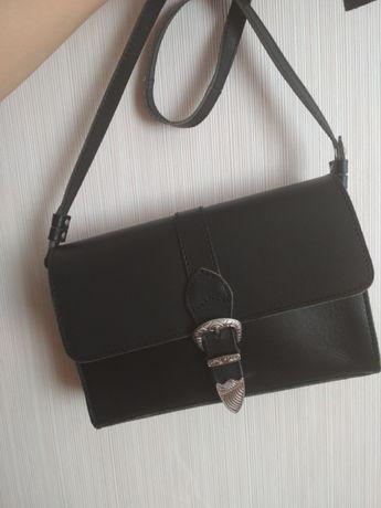 Сумка жіноча шкіряна Mint&Berry/ сумка женская, натуральная кожa