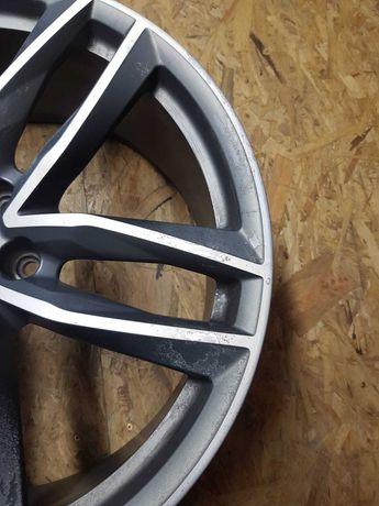 Felga aluminiowa AUDI A6 c7 alufelga allroad koło pojedyńcza