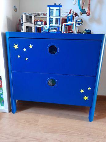 Mobília de quarto de criança do IKEA (BUSUNGE)