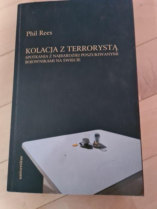 Kolacja z terrorystą.  Phil Rees Warszawa - image 1