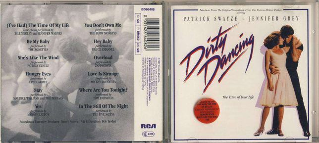 Dirty Dancing, Love Story ost