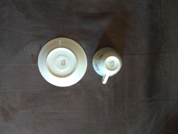 "Serviço de café ""porcelana portuguesa SPAL"""