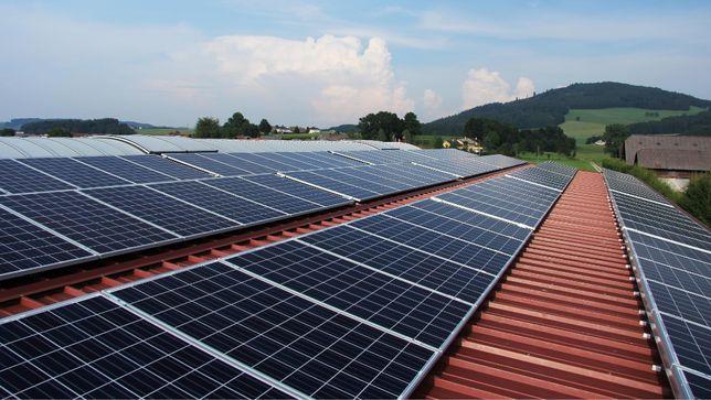 Longi Solar 365 W panele fotowoltaiczne czarna rama 30 szt.