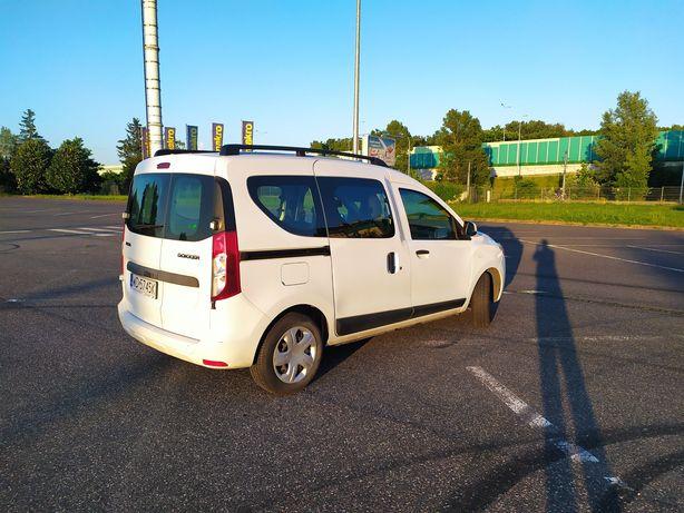 Dacia Dokker 1,5 dCi klima salon PL faktura