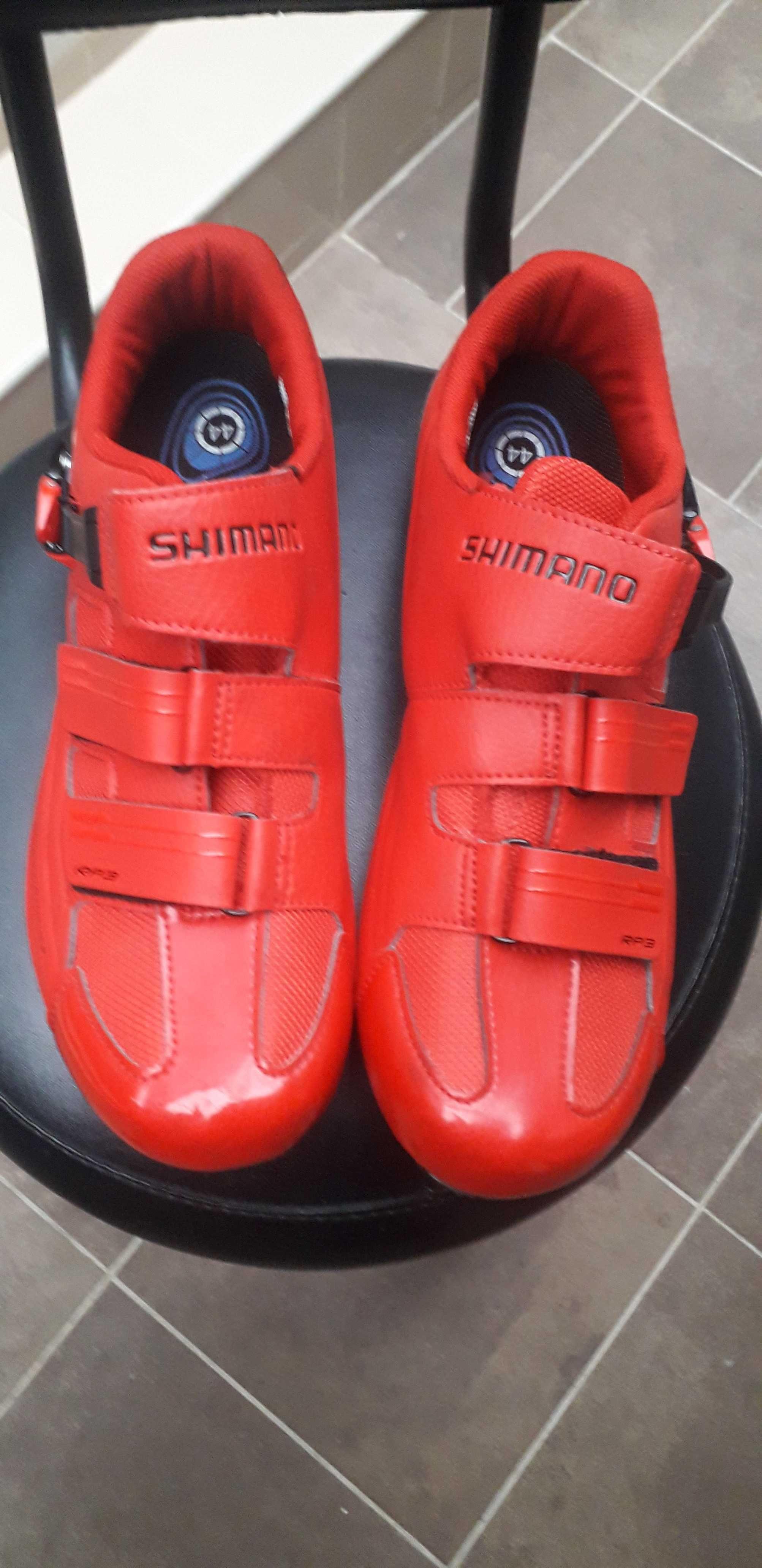 Sapatos, sapatilhas, tenis  ciclismo 44