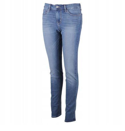Nowe spodnie Levi's skinny 711