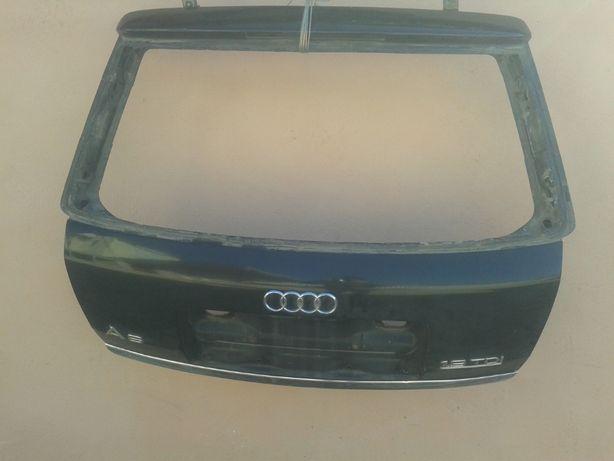 Крышка багажника Audi A6 C5 универсал ляда
