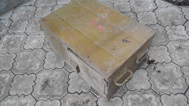 Ящики металлические