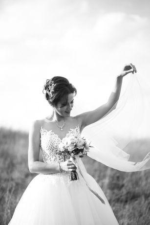 Весільна сукня 55% знижки!!