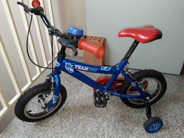 Bicicleta criança