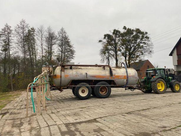 Beczka asenizacyjna wóz asenizacyjny 15000 litrów