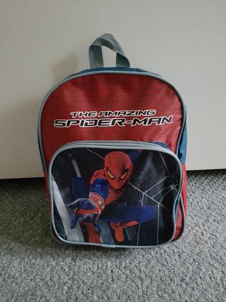 mały plecak dla dzieci Spiderman