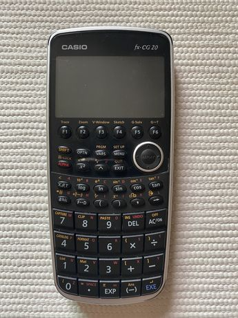 Calculadora Gráfica - casio fx cg 20