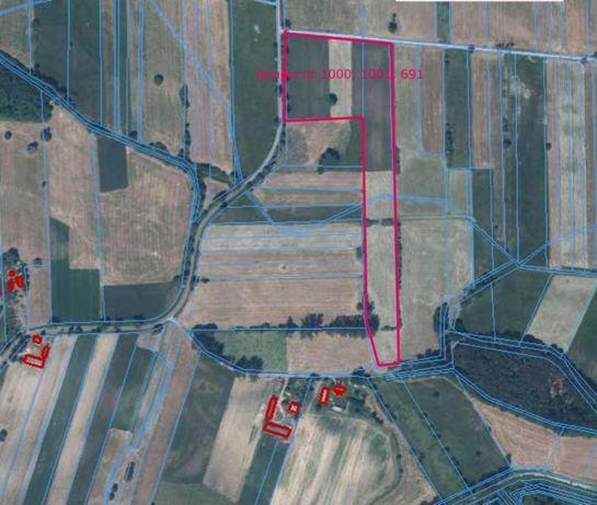 Sprzedam działkę ziemię rolną grunt Zbylczyce