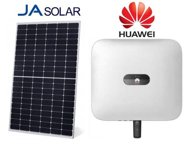Zestaw Fotowoltaiczny 10 kWp - JA Solar + Huawei