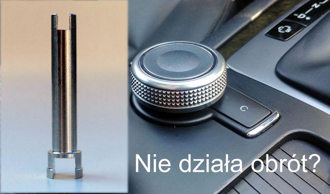 Zestaw naprawczy Mercedes command pokrętło pin W204/W212