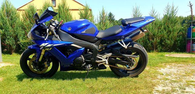 Yamaha R1 Rn09 2003r możliwa zamiana.