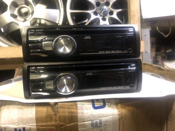 Maгнитофон JVS original aux, usb, cd