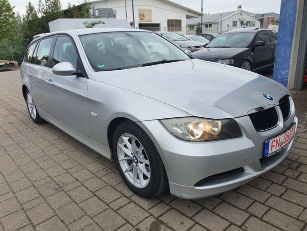 BMW 320D Touring * świeżo sprowadzony * 8 x kola *