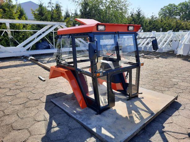 Kabina ciągnikowa C360 URSUS c330 bogate wyposażenie kabiny ciągnikowe
