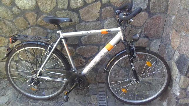 Rower męski ALU REX, koła 28 cali