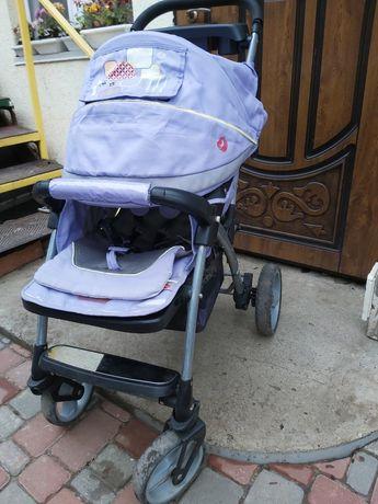 Детская раскладная коляска трансформер
