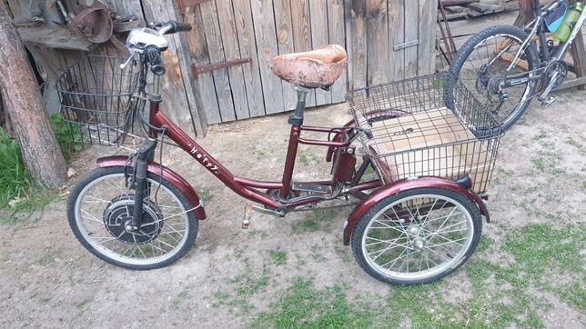 Продам трёхколесный велосипед