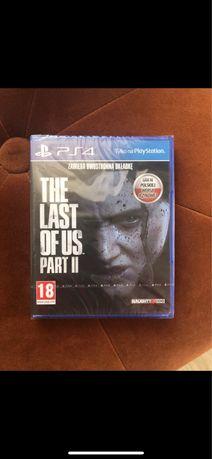 Sprzedam grę The last of us part II. Nowa w folii!! Idealna na prezent