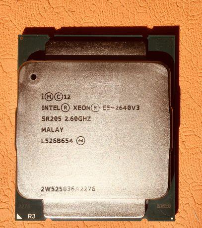 процессор XEON E5-2640 V3 socket 2011-3