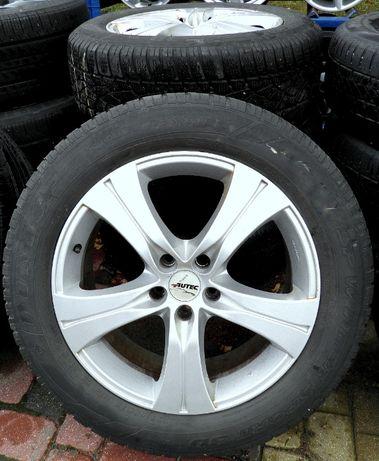 Felgi Aluminiowe Autec 5x112 Mercedes ET35 8J R18