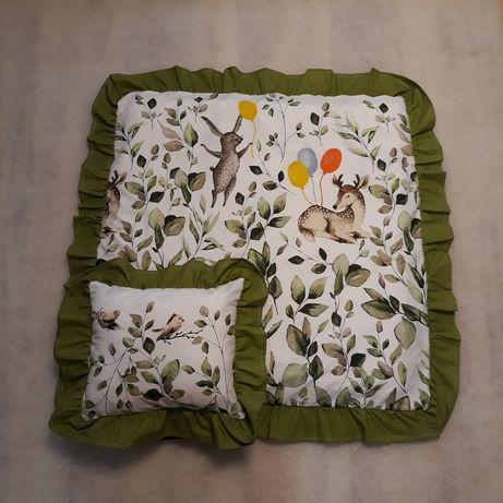 Mata dywanik z wypełnieniem 90x90