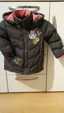 Kurtka zimowa Disney na 4 lata