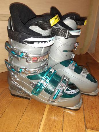 SALOMON Idol 7 25,5cm nowe buty narciarskie