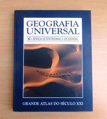 Grande Atlas Seculo XXI - Geografia Universal
