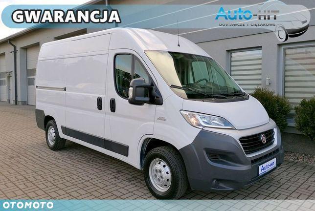 Fiat DUCATO  L2H2 /3.10m/ Ład: 1575kg KLIMA Czujniki 130KM *Gwarancja
