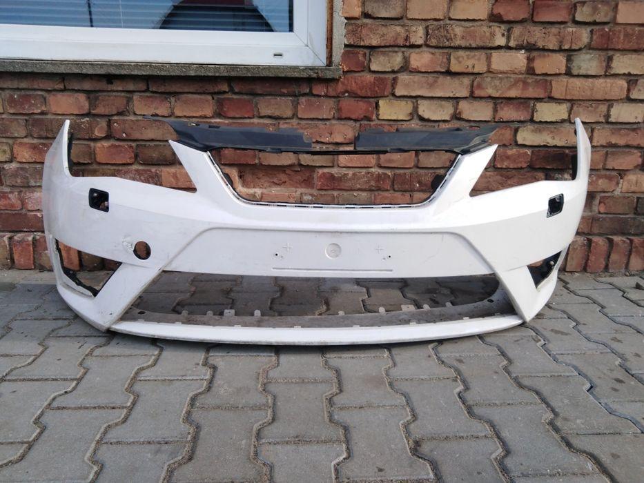 ZDERZAK przedni Seat IBIZA IV FR LIFT przód Granowo - image 1