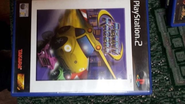 Gra Penny racers na PS2
