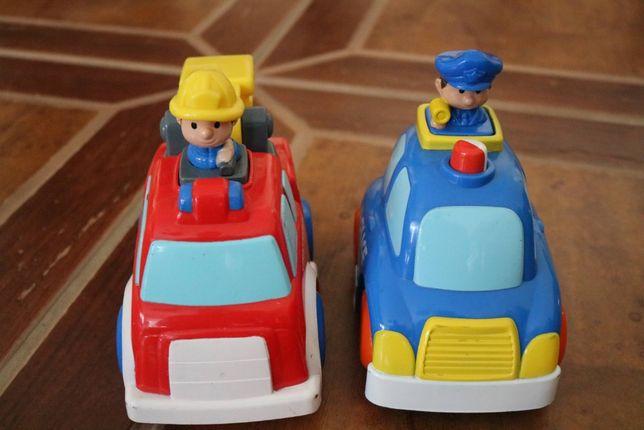 Samochód/auto Mały Strażak i Policjant Elefun toys