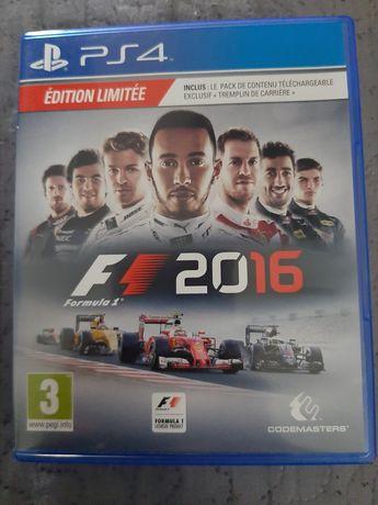 F1 2016 PS4 sprzedam
