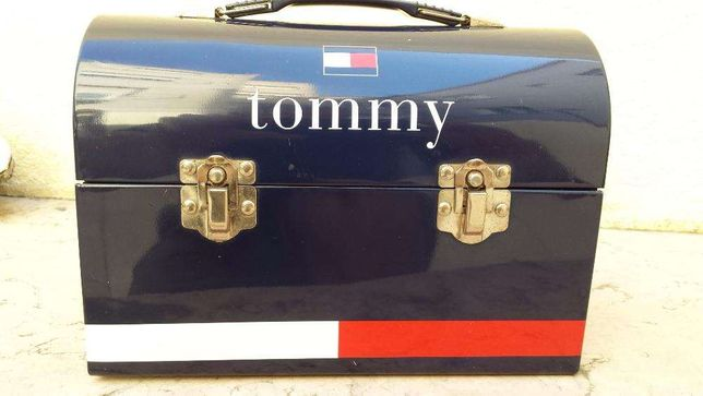 Caixa cofret Tommy Hilfiger