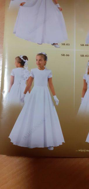 Sukienka komnijna