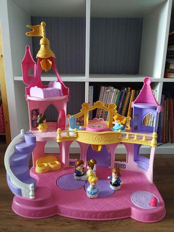 Замок Золушки Fisher-Pricе Little People Disney, принцессы Диснея